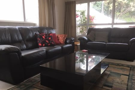 Downtown Mount Apartment/One Road back from beach - Tauranga - Lejlighed