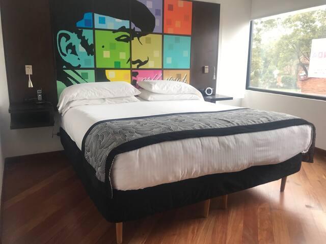 APARTAMENTO EXCELENTE UBICACION TIPO HOTEL