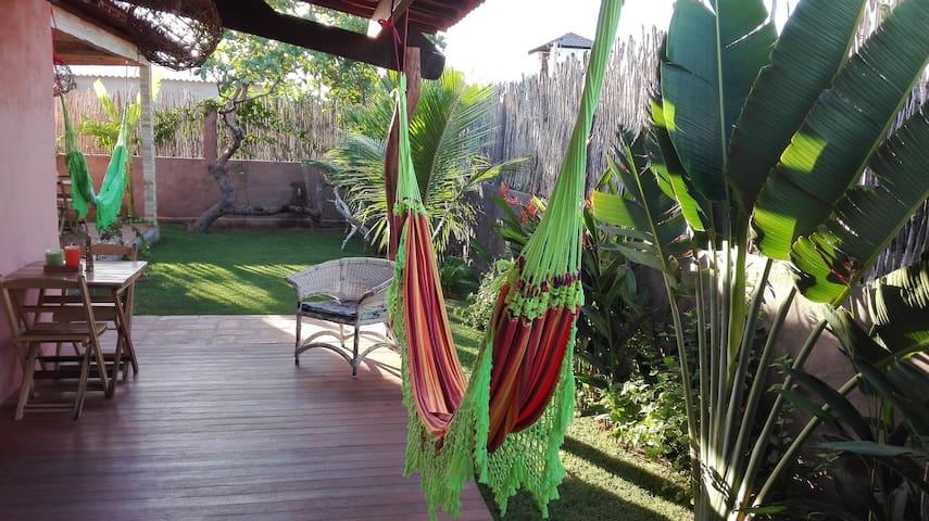 Zen Garden Gostoso - Chale 1 - São Miguel do Gostoso - Bungalow