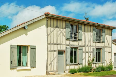 Spacious house w/terrace and garden - Giffaumont-Champaubert