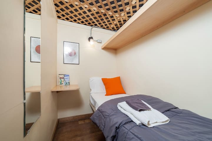 Private Cabin in New-York City (Chelsea Dictrict)