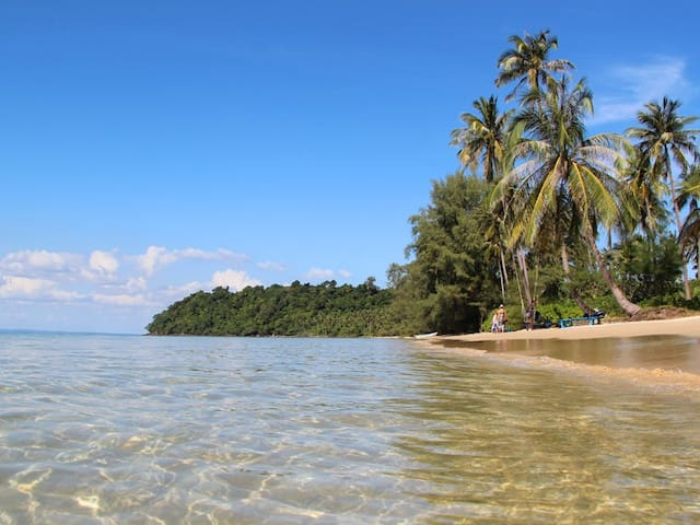 Lonely Beach - Double Bungalow - Krong Preah Sihanouk - Bungalou