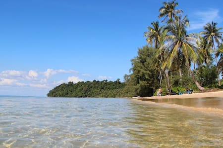 Lonely Beach - Double Bungalow - Krong Preah Sihanouk - Bungalow