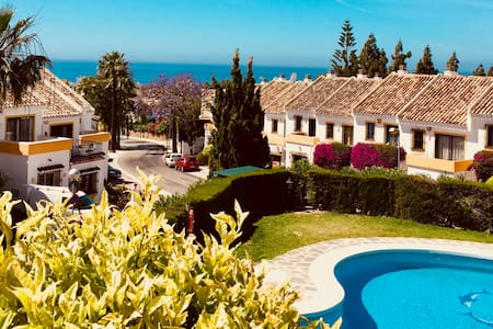 ❤☀️ Casa Taz-Peaceful Garden Apartment w/ Sea View