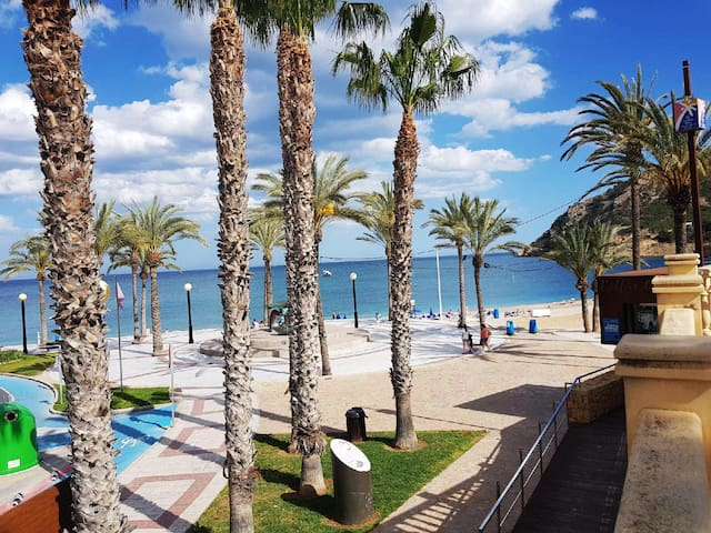 L'Albir Beach Apartment