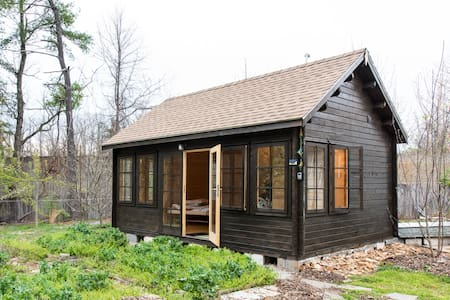 Hidden Cabin Among the Orchard, 5 Minutes To Metro - 费尔法克斯 - 小木屋