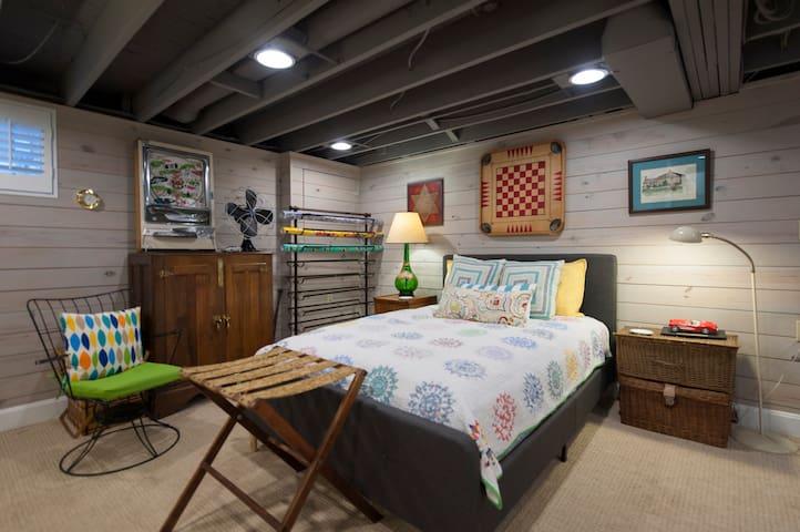 Highlands Lower Level Studio Guest Suite