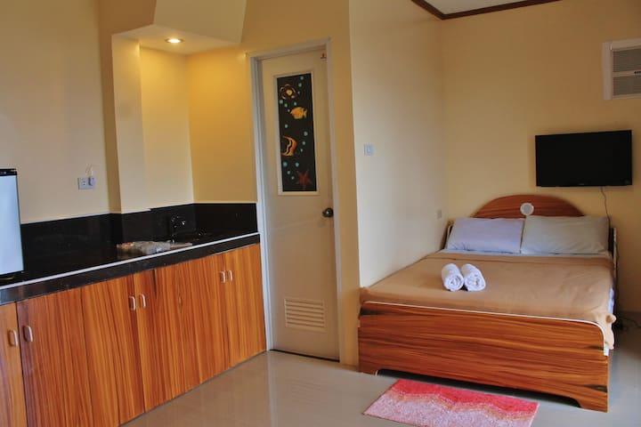 Country-side Studio Flat in Bohol: C