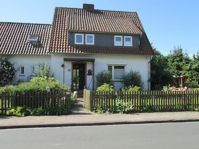 lauschiges kleines Urlaubsdomizil in der Heide - Hermannsburg - Apartament