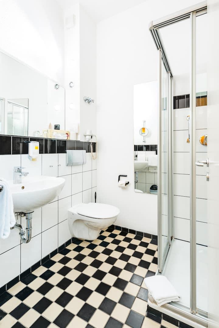 Hotel an der Therme - Haus 2 (Bad Sulza) - LOH07342, Doppelzimmer