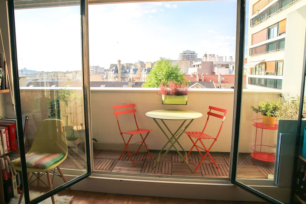 Cosy Quiet Flat With A View And A Balcony Appartements 224