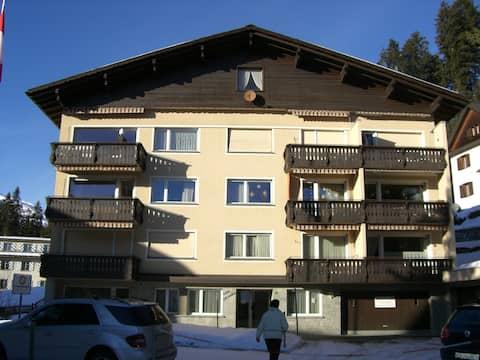 Wohnung im Ortskern für Ski- oder Sommerferien