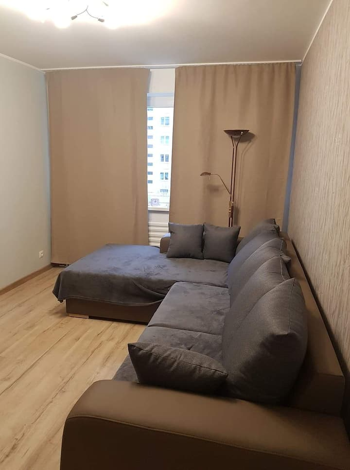 Cosy home 10 min from city center