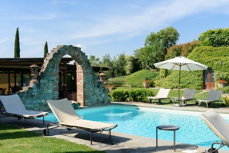 Villa with pool in Tuscany - Bettolle - Villa