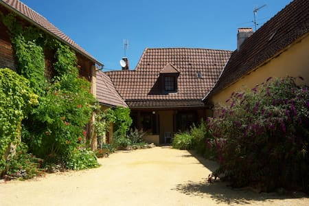 maison en pierres du pays - Auriac-du-Périgord - Haus