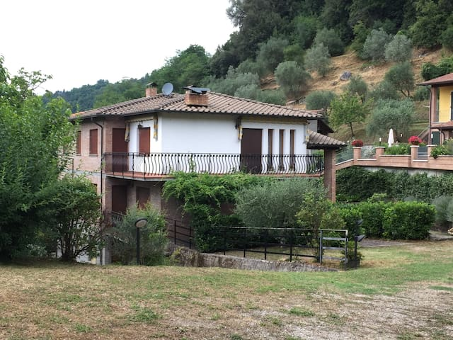 Villa Romolina,residenza con 2 camere matrimoniali