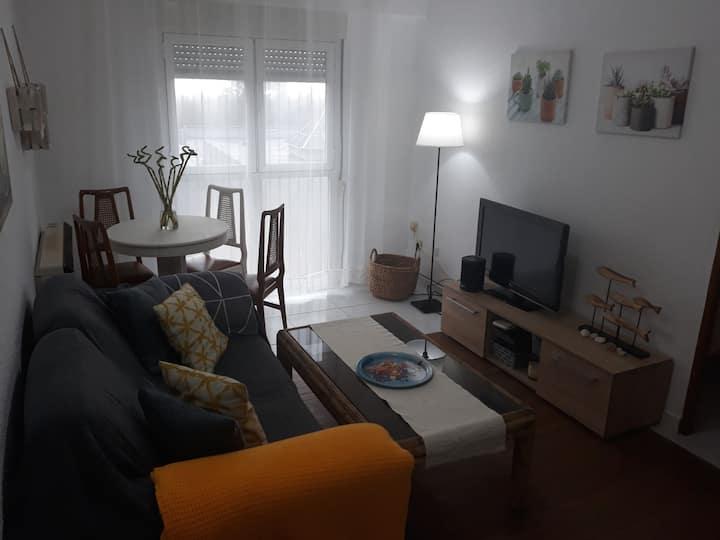 Preciosa habitación en pleno centro de San Lorenzo
