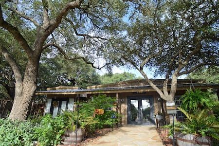 Cozy family & Pet friendly cottage - New Braunfels