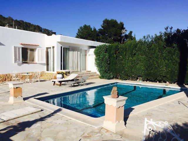 Stunning Villa Nina - Aeroport d'Eivissa - Hus