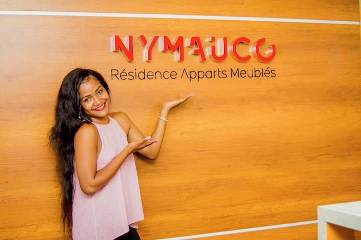 COTONOU - NYMAUCO Résidence Apparts Meublés