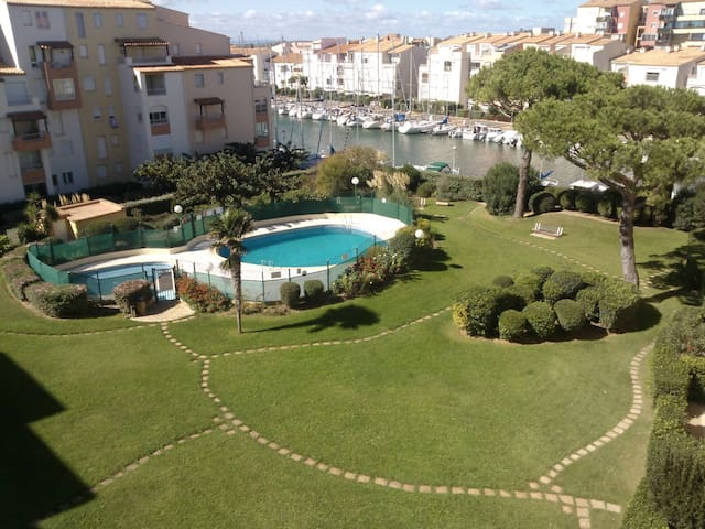 Appartement 4+ personnes au Cap d'Agde - Agde - Apartment