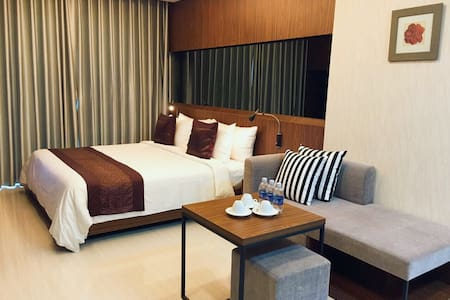 LUXURY Apart 1BR,great location to everywhere - Hồ Chí Minh - Apartment
