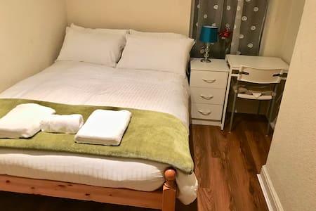**Cosy-Comfy-Convenient Private Room**