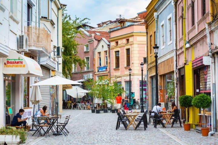 Private apart -heart of the EU capital of culture