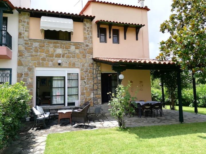 Chalchidiki Posidi, Quiet, summer dream villa