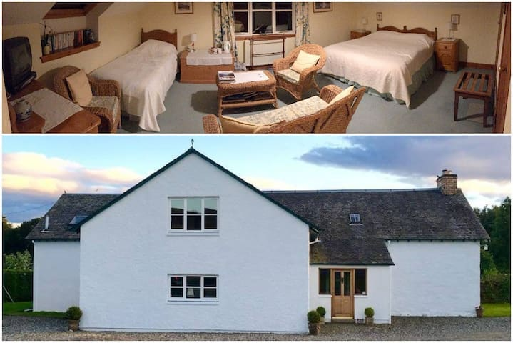 Tomlea Farm B&B - Large Ensuite (Sleeps 2-4)