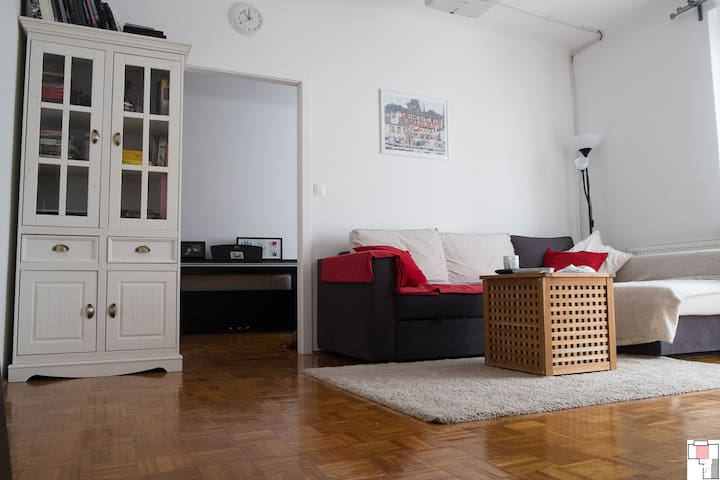 Nice apartments, 18 min to the city-center - Wien - Apartment