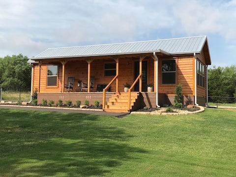 New Home- The Cottage at Possum Kingdom Lake