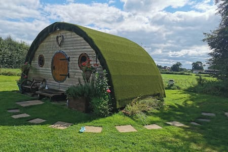 Escape to a Romantic and Magical  Hobbit  Retreat