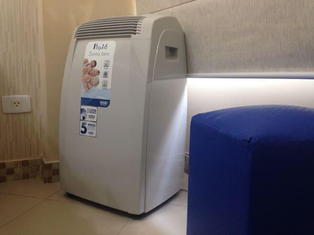 Ar-condicionado/ air conditioning/ aire acondicionado
