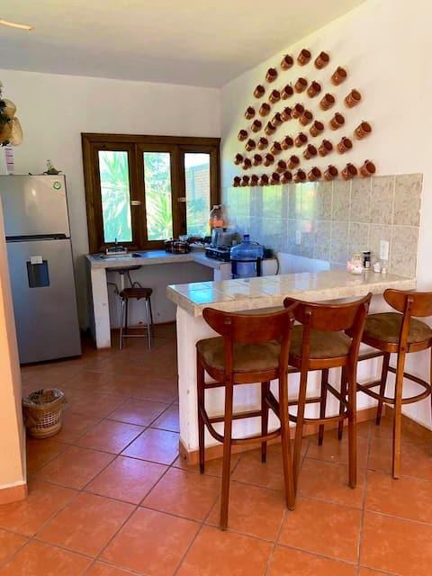 Cabaña El Refugio en Etzatlan