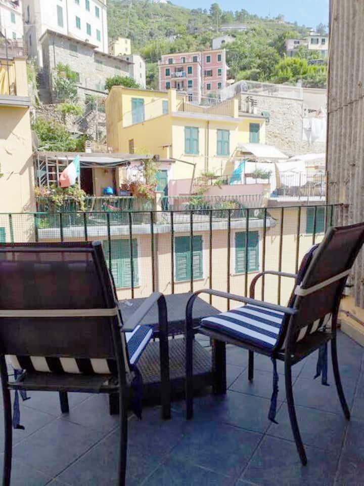Holiday Home Nanna Da Orso, Riomaggiore centro
