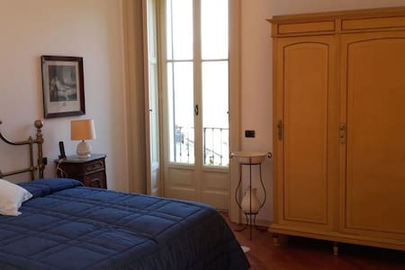 B&B in villa storica - camera blu - Ramponio Verna - Bed & Breakfast