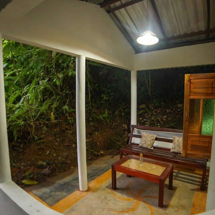 jungle cottage , arround jungle , 5min walk beach