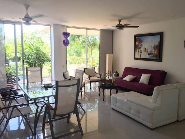 Gorgeous Apartment Cartagena North Zone - Cartagena - Appartamento