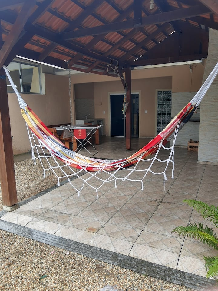 Casa a 100 metros da praia Apartir de 120 reais