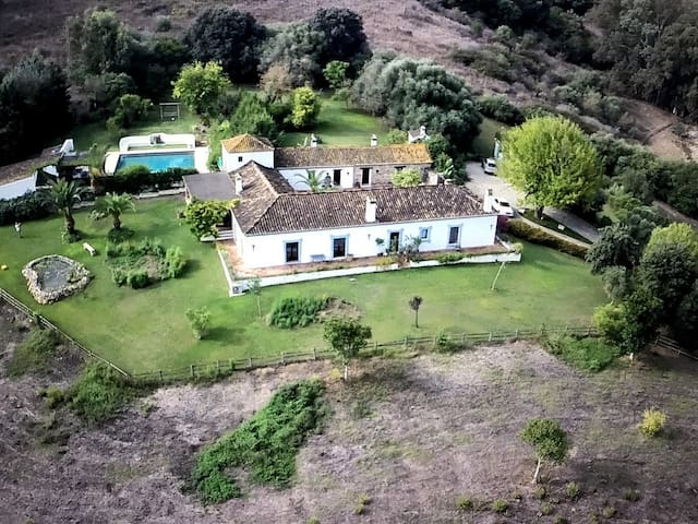 Restored Luxury Andalusian Farmhouse - Jimena de la Frontera - Vila