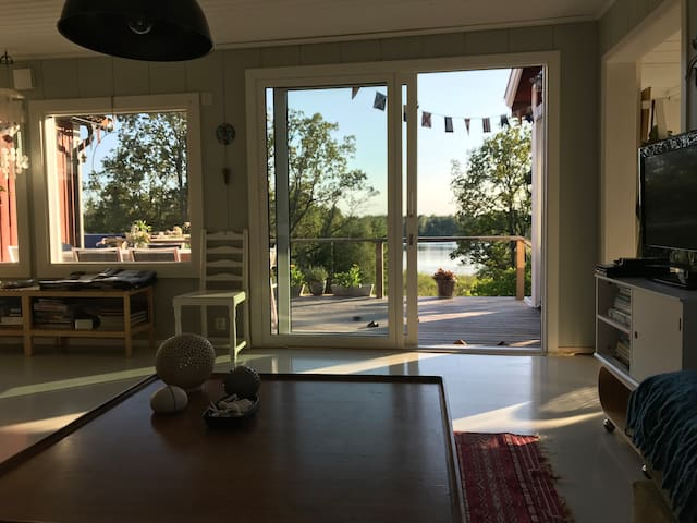 Beautiful Summerhouse in Stockholm archipelago.