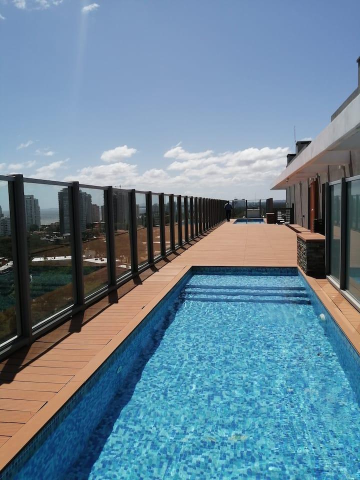 Apartamento Chronos Playa Brava