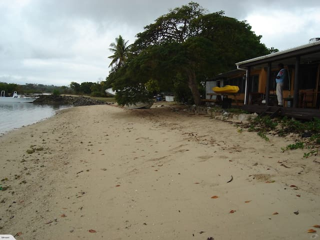 Fiji Villa on Private Beach near Vuda Point Marina - Lautoka