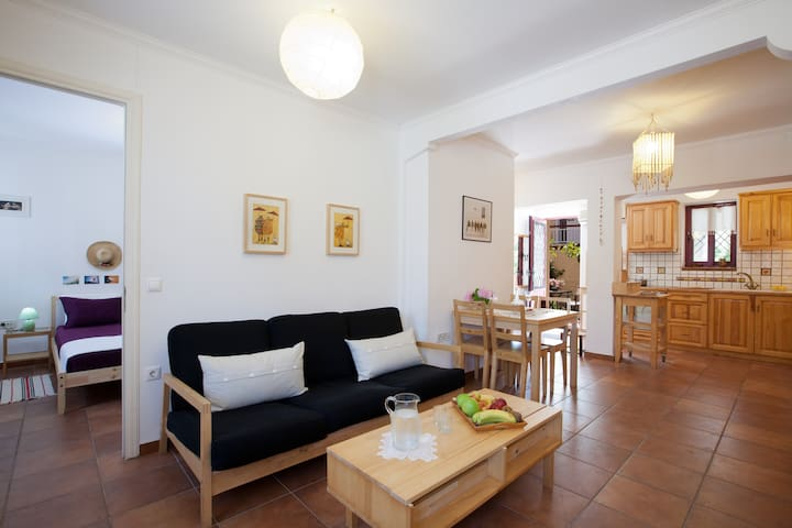 a Casa 1  (downstairs) - เลฟกาดา - บ้าน