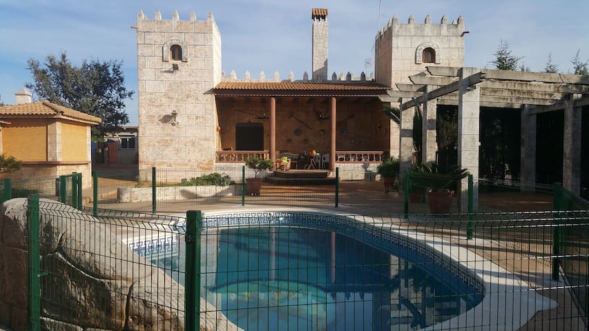 Casa Rural El Castillo.