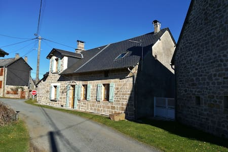 Cosy three bedroom Cottage La Nouaille