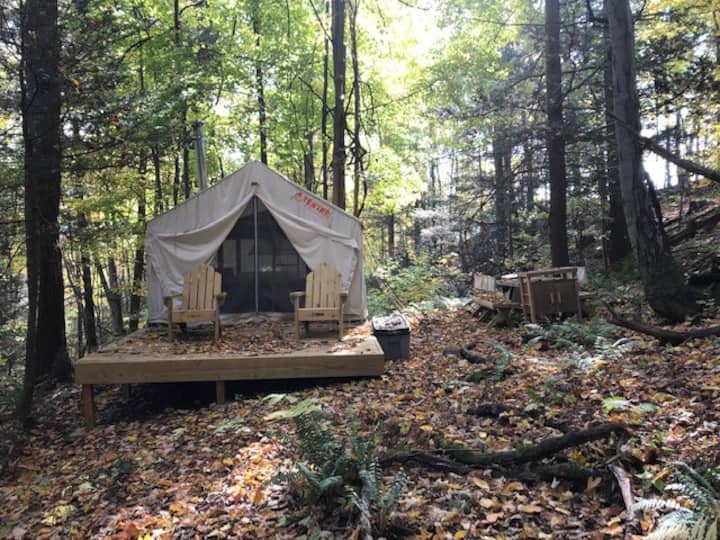 Tentrr Signature Site - Home Sweet Campsite Two