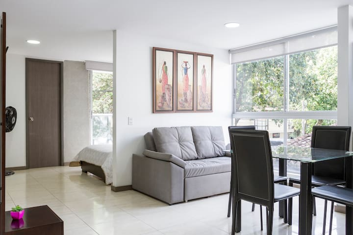 Beautiful  new flat in Poblado