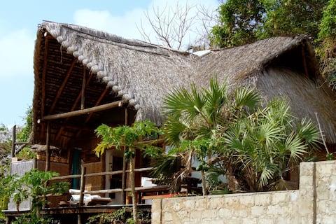 Casa Camaleao Tofo Mozambique
